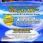 STAR CRUISE - FLYER PERIODE 2