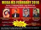 MEGA M3 REGION 1