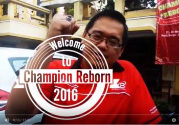 CHAMPION REBORN  JUNI 2016 – Bukit Surya Kaliurang