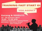 TRAINING FAST START GL YOGYAKARTA