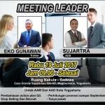 MEETING LEADER