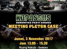 KOPASSUS MEETING PLETON CASE