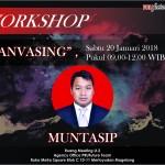 workshop muntasip sabtu 20 januari 2018