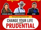 CHANGE YOUR LIFE with PRUDENTIAL – BOP